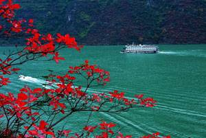 Yangtze Cruise to see beautiful natural scenery