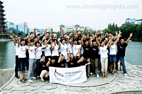 China Highlights Staff 2007
