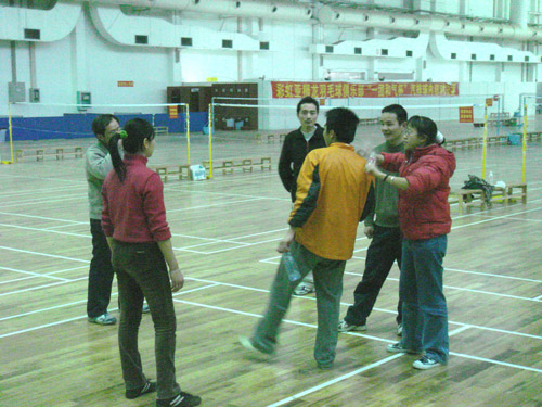 Office Volleyball Competition 11