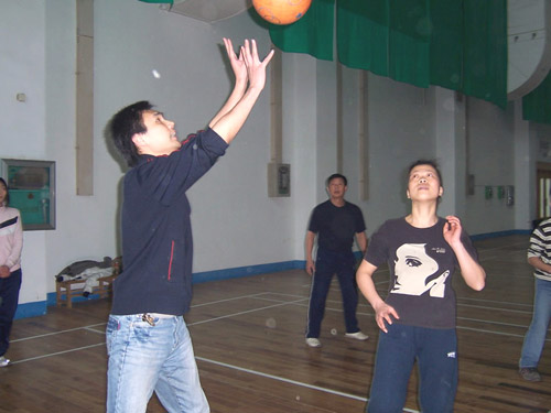 Office Volleyball Competition 7