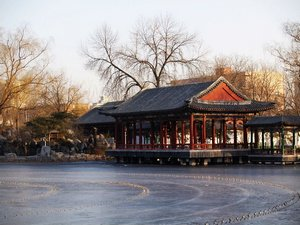 Winter Scenery in Beijing