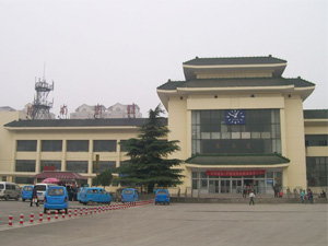 Jinan East Railway Station