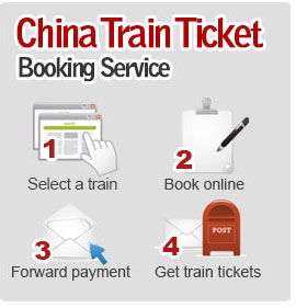China Train Booking Service