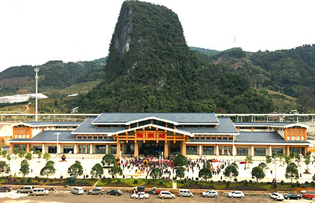 Guilin Yangshuo Railway Station