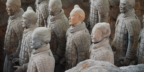 Xi'an Terracotta Warriors and City Discovery Tour