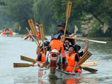 Dragon Boat Festival in Hangzhou