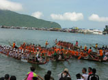 Dragon Boat Festival in Hong Kong