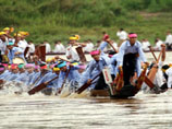 Dragon Boat Festival in Yueyang