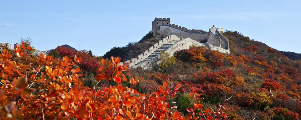 descriptive essay great wall of china