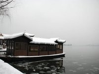 January Scenery in Hangzhou