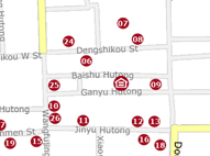 Map of Crowne Plaza Beiing