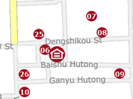 Map of Sunworld Hotel