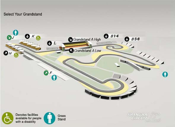Shanghai F1 Circuit - Shanghai Travel Guide - China Highlights