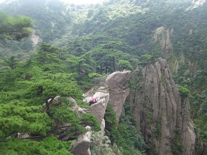 Huangshan June Weather