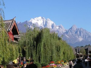 Lijiang March Weather