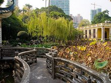 Macau Autumn Scenery