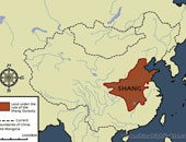 Shang Dynasty Maps