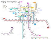 China Subway Map