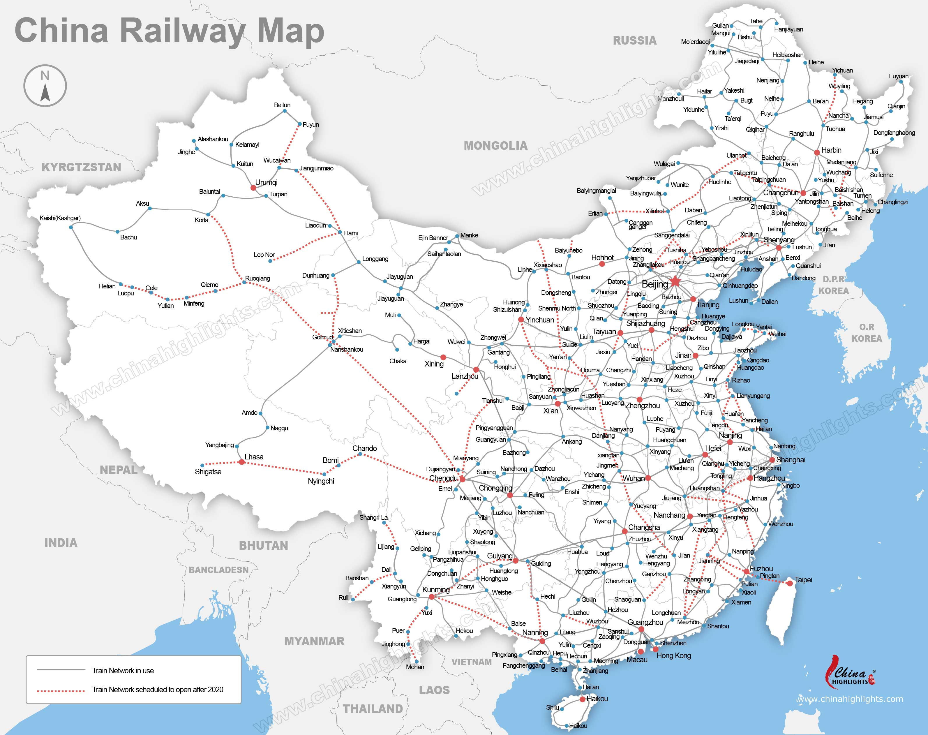 Train travel in China A beginners guide How to buy tickets