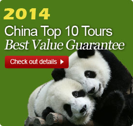 Top China tours 2013