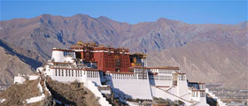 Potala Palace is also included in classic Lhasa tour itineraries