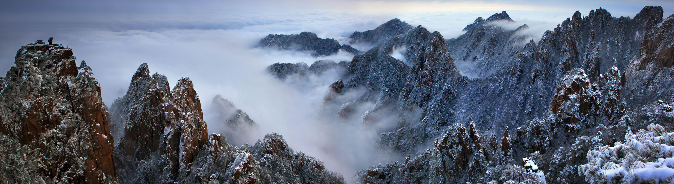 Huangshan Tours - The Yellow Mountains