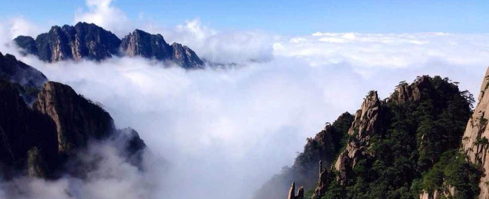 4-Day Escape to Huangshan from Shanghai