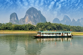 Li River Cruise from Guilin to Yangshuo