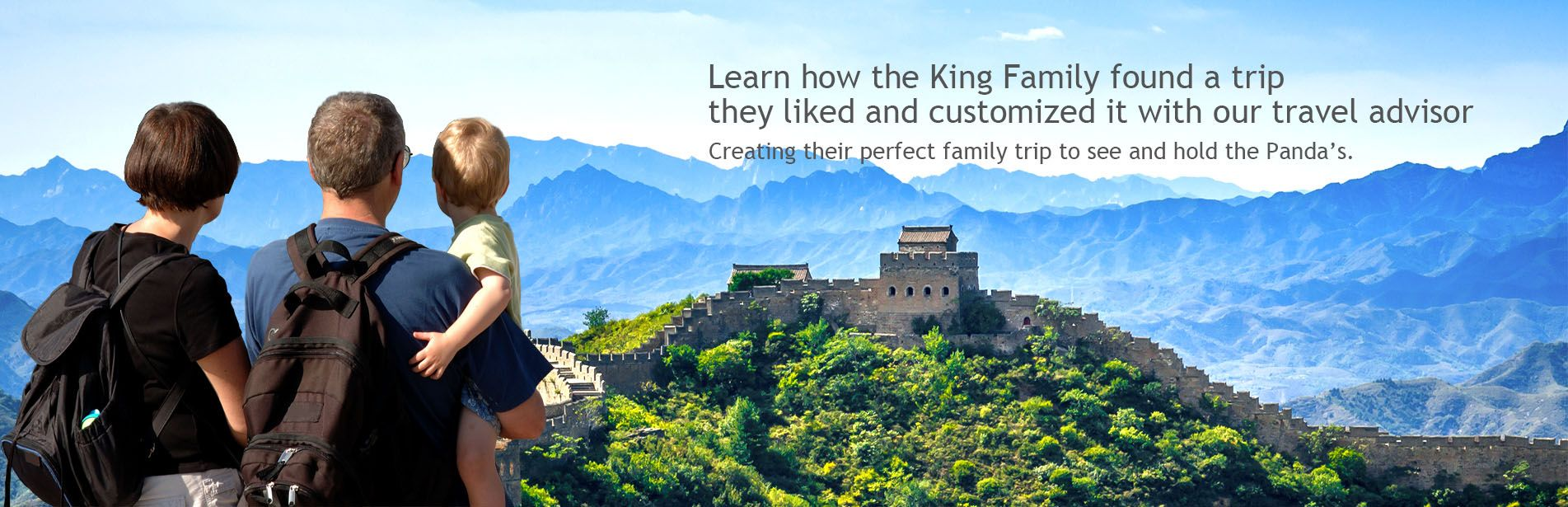 Learn how the King Family found a trip they liked