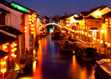 Wuzhen Water Town Shoot