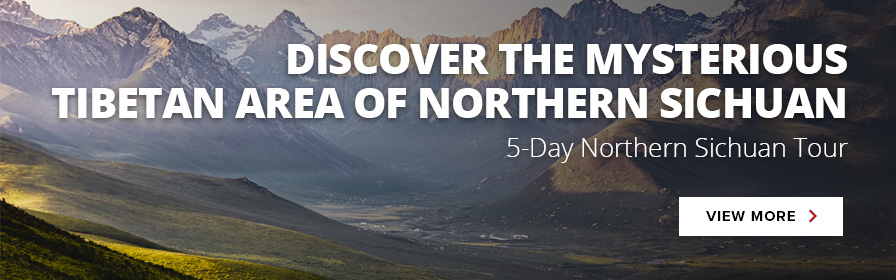 5-day northern Sichuan tour