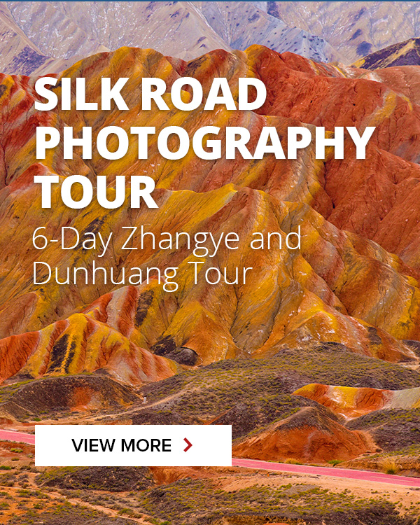 6-day Dunhuang and Zhangye Tour