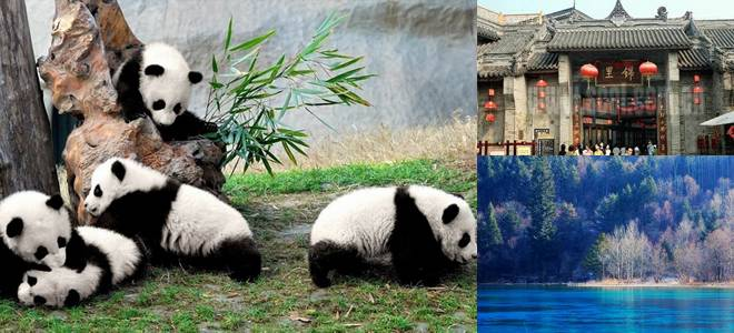 Chengdu, Best Places for Second Trip to China