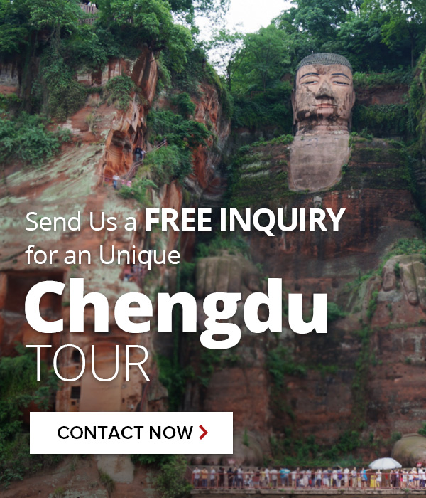 Contact us for Chengdu tours