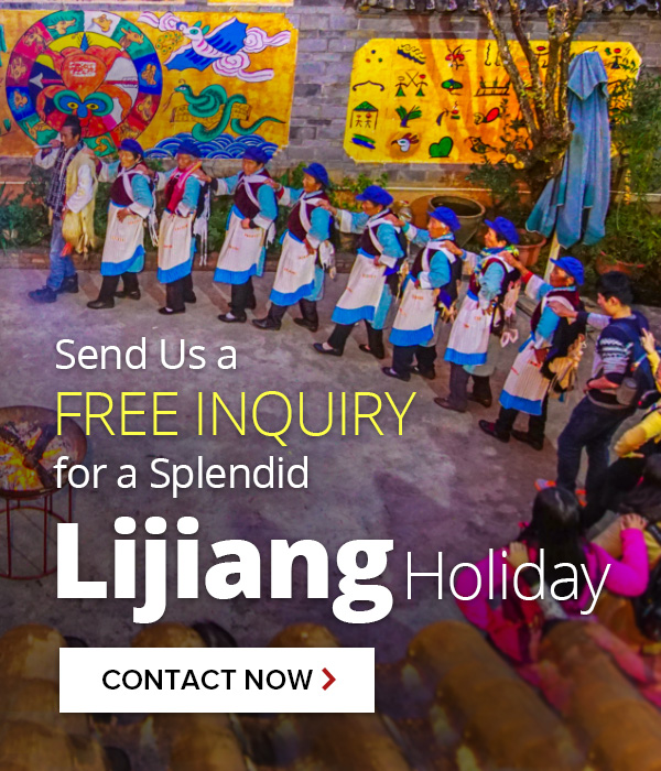 Contact us for Lijiang Tours