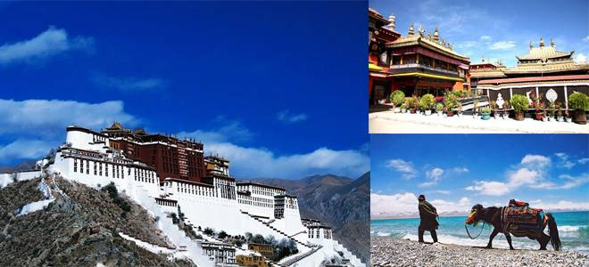 Lhasa, Best Places for Second Trip to China