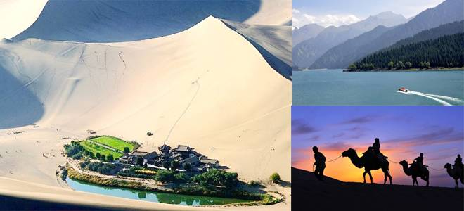 Silk Road, Best Places for Second Trip to China