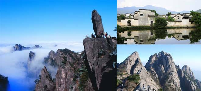 The Ywllow Mountains, Best Places for Second Trip to China