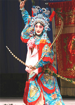 Traditional Chinese Music-Beijing opera