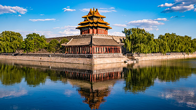 The Great Wall Of China Forbidden City