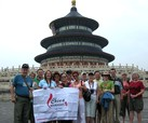China Highlights' Customers at the Temple of Heaven in Beijing
