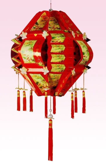 Chinese Lanterns, How to Make a Chinese Lanterns from Hong Bao