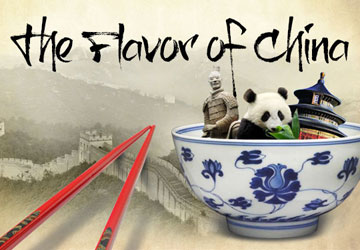 The Flavor of China