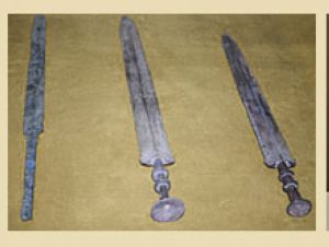 The Warring States Swords