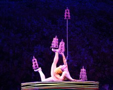 Acrobatic Show in Beijing