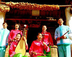 Chinese Folk Music-Han Folk Music