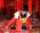 Chinese New Year decorations market