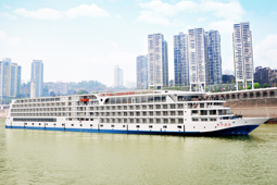 High Star Rating Yangtze Cruise Ships<