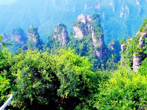 Zhangjiajie March Weather